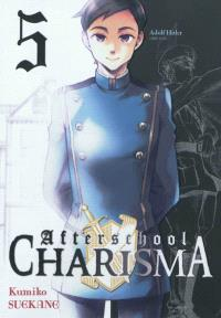 Afterschool charisma. Volume 5