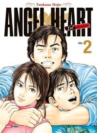 Angel heart : saison 1 : édition double. Volume 2