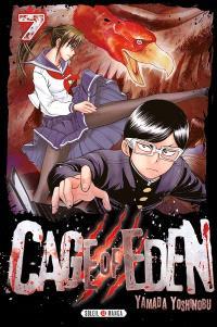 Cage of Eden. Volume 7