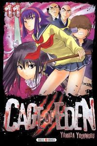Cage of Eden. Volume 11
