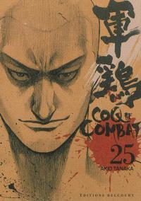 Coq de combat. Volume 25