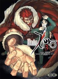 Fate Zero. Volume 3