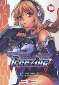 Freezing. Volume 10