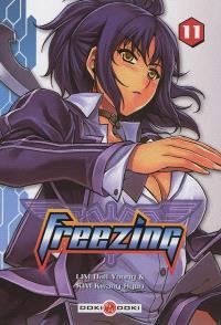 Freezing. Volume 11