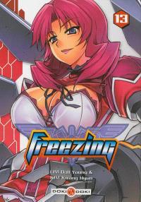 Freezing. Volume 13