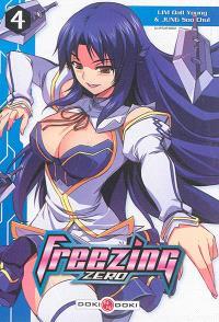 Freezing zero. Volume 4