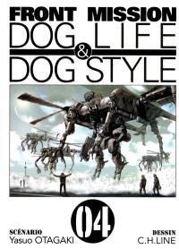 Front mission dog life & dog style. Volume 4