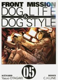 Front mission dog life & dog style. Volume 5