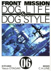 Front mission dog life & dog style. Volume 6