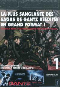 Gantz Osaka. Volume 1