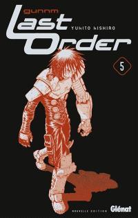 Gunnm, last order. Volume 5