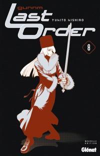 Gunnm, last order. Volume 08