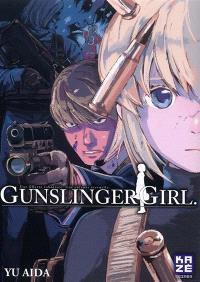 Gunslinger girl : une fillette robotisée, une enfance éternelle. Volume 14