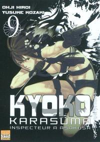 Kyôko Karasuma, inspecteur à Asakusa. Volume 9