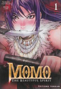 Momo : the beautiful spirit. Volume 1