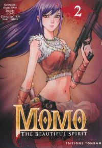 Momo : the beautiful spirit. Volume 2