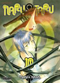 Narutaru. Volume 10
