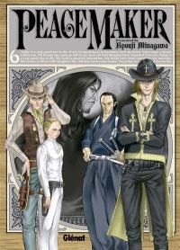 Peacemaker. Volume 6