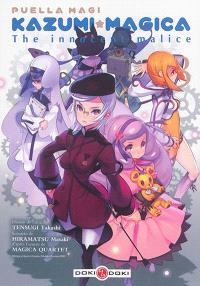 Puella magi Kazumi magica : the innocent malice. Volume 3