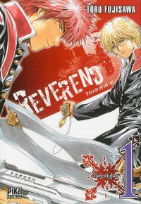 Reverend D. Volume 1, Apocalypse