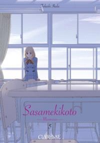 Sasamekikoto : murmures. Volume 5
