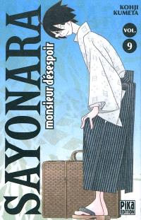 Sayonara monsieur Désespoir. Volume 9