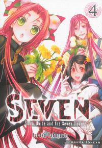 Seven : Snow White and the seven dwarfs. Volume 4