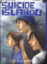 Suicide island. Volume 4