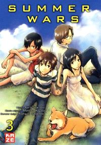 Summer wars. Volume 3