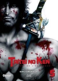 Taitei no ken : l'épée de l'empereur. Volume 5