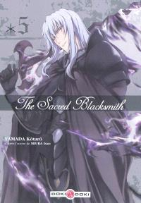 The sacred Blacksmith. Volume 5
