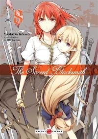 The sacred Blacksmith. Volume 8