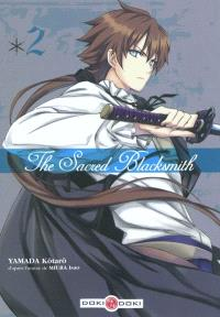 The sacred Blacksmith. Volume 2
