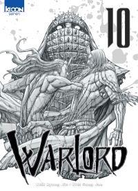 Warlord. Volume 10