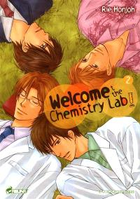 Welcome to the chemistry lab. Volume 2