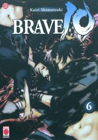 Brave 10. Volume 6