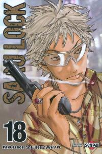 Saru Lock. Volume 18