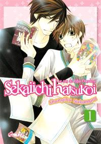 Sekaiichi hatsukoi : le cas de Ritsu Onodera. Volume 1