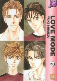 Love mode. Volume 10
