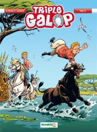 Triple galop. Volume 12
