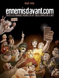 ennemisdavant.com : toutes les grandes figures du XXe siècle enfin sur le Net