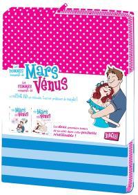 Les hommes viennent de Mars, les femmes viennent de Vénus : coffret BD
