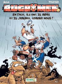 Les rugbymen. Volume 8, En face, ils ont 15 bras et 15 jambes comme nous !