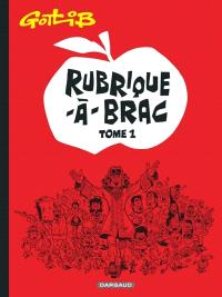 Rubrique-à-brac. Volume 1