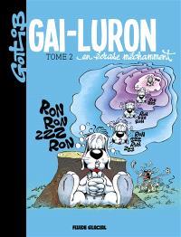 Gai-Luron. Volume 2, Gai-Luron en écrase méchamment