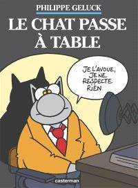 Le Chat. Volume 19, Le Chat passe à table