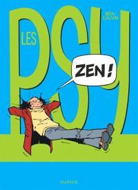 Les psy. Volume 14, Zen !