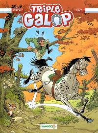 Triple galop. Volume 5