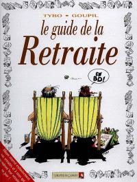 Le guide de la retraite en BD