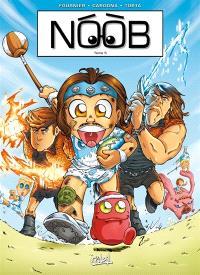 Noob. Volume 5, La coupe du Fluxball
